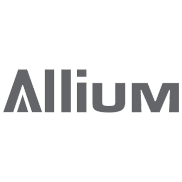 Allium Aluminum Railings and Decking Logo