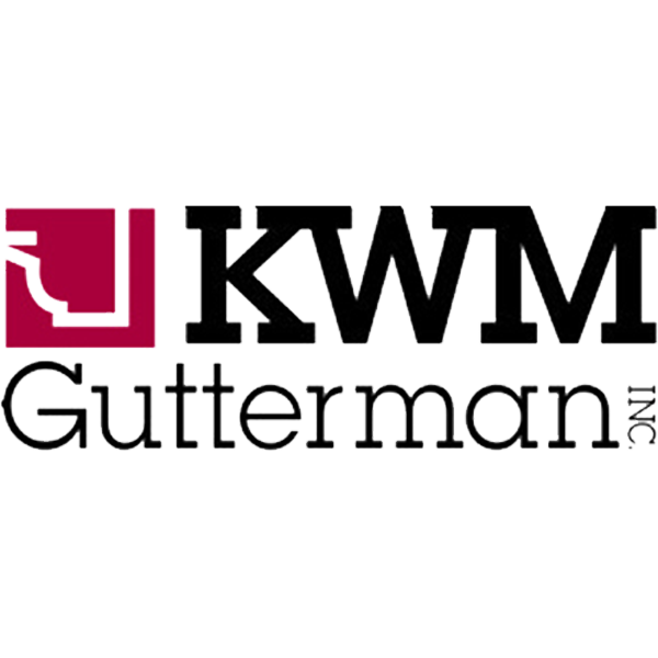 KWM Gutterman Gutter Machine Logo