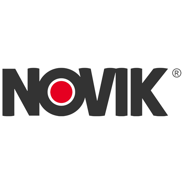 Novik Shake and Stone Logo