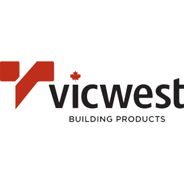 VicWest Building Products Steel Roofing Logo